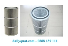 Polyeste + Anti Static Air Filter Cartridge