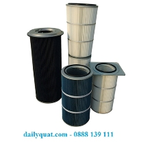 Polyeste + PTFE Air Filter Cartridge